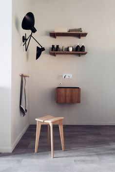 vosgesparis: An all new Houz Oslo store. Bamboo Bathroom, New Kitchen Designs, Bamboo Furniture, Small Shelves, Interior Decorating, Interior Design, Shop Interiors, Quality Furniture, Interior Accessories