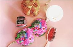 """Limited Edition Eye Mask added by @shopfashionpostdk """"SNACK TIME. Do something good for yourself and visit our Beauty Department. These are our personal favourites"""" www.shop.fashion-post.dk"""