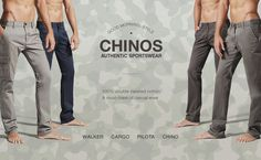 Colores pantalones