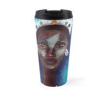 African Princess Travel Mug African Princess, Travel Mugs, Cups, Water Bottle, Tableware, Mugs, Dinnerware, Dishes, Tumblers