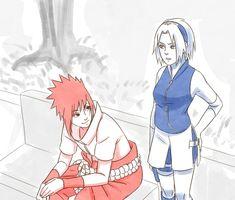 Sasuke x Sakura Sasusaku