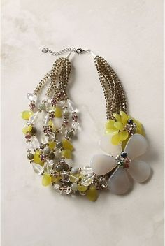 anthropologie necklace: