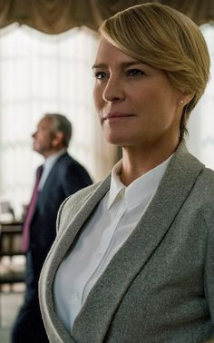 Robin Wright Says She's Still Not Getting Paid As Much As Kevin Spacey