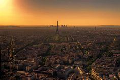 Sunset in Paris by Filippo Bianchi on 500px
