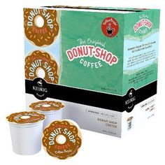 Keurig K-cups Coffee People Donut Shop Coffee 18 Ct (Pack of => Unbelievable product right here! : K Cups Coffee K Cups, Decaf Coffee, Coffee Pods, Coffee Maker, Coffee Machine, Coffee Time, Morning Coffee, Donut Shop K Cups, Donut Shop Coffee