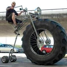 Rat Trike vvv wow! just, wow! www.pinterest.com/taddhh/crazy-and-funny-stuff