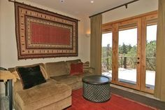 Entertainment Room (2) - 203 Bristlecone Pines Rd, West Sedona, Listed with Rob Schabatka from RE/MAX Sedona.