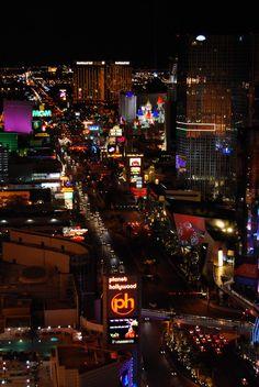 Vegas Strip - Las Vegas
