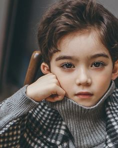 Here's a pic by another photographer Cooper works with! Cute Baby Boy, Cute Little Boys, Little Babies, Cute Boys, Kids Boys, Cute Asian Babies, Korean Babies, Asian Kids, Cute Babies