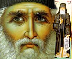 Преподобни Пајсије Светогорац