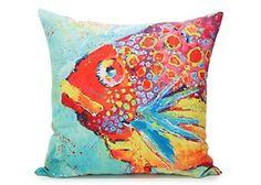 Leoma Lovegrove designs capture Florida life in colorful style. Showcase the tropical color, vibrant tones