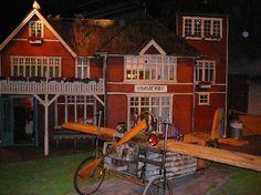 junibacken children's play area