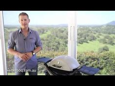 Weber Q Chicken Recipes : Roasting on your Weber® Q™ Weber Q Recipes, Baby Grill, Bbq Roast, Weber Bbq, Best Bbq, Outdoor Cooking, Barbecue, Chicken Recipes, Cooking Recipes