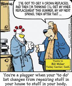 Pluggers  (Feb/08/2016). Gary Brookins.