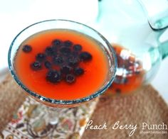 Peach Berry Punch Re