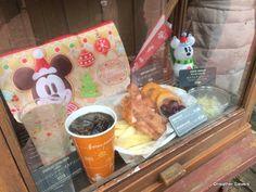 Dining in Tokyo Disneyland: Park Snacks, Plus a Few Meals, Too!