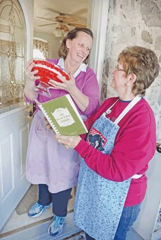 Port Washington moms hand down recipes through the years with The Pantry Cookbook.
