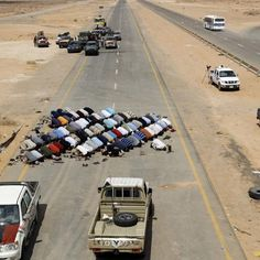 Libya: 5 years since the Spring #AbuGrein - by Goran Tomasevic