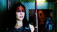 Octavia Blake sees her brother after 6 years.