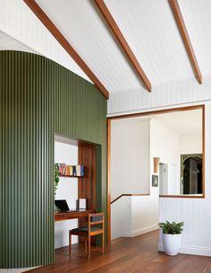 Australian Architecture, Australian Homes, House On A Hill, My House, Warehouse Apartment, Queenslander, Victorian Terrace, Mid Century House, Sunshine Coast