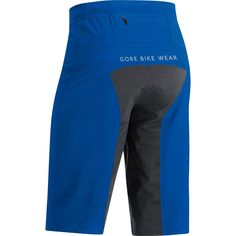 GORE BIKE WEAR Men's Mountainbike Overshorts Short GORE WINDSTOPPER ALPX PRO WS SO Shorts Size: XXL Blue/Black TWPALP >>> You can find out more details at the link of the image. (This is an affiliate link)