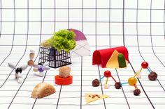 """Unpublished """" Hamburger"""" / set design Natalia Mleczak"""
