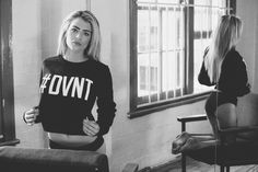DVNT 'Fight For Your Riot' Collection Fight For You, Crop Tops, Winter, Clothes, Image, Collection, Women, Fashion, Winter Time