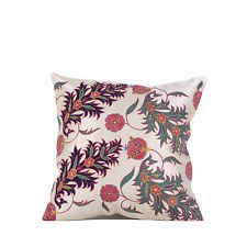 "18""x18"" Pillow Cover Suzani Pillow Cover Brand New Fast Shipment With UPS 10739"