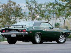 1974 Dodge Challenger Rallye #Mopar