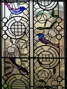 Art Nouveau. Schiffer Villa, 1910 by elinor04 mostly off, via Flickr