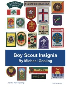 Check out this book if you are interested in Scout Insignia