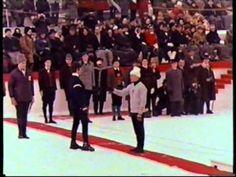 Olympische Winterspiele 1964 in Insbruck