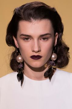 Marni | Fall 2016 Beauty | The Impression