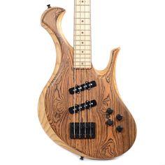Xylem Varuna Short Scale 4-String Bass Bocote/Ash