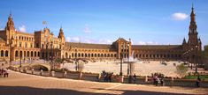 Seville, Spain - Seville is the crown-jewel of imperial Spain and visitors can delight at the city's narrow streets lined with orange blossoms, Moorish castles, and some of Spain's most legendary tapas joints.
