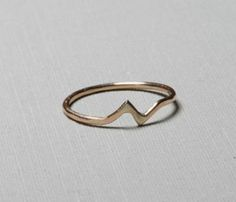 Gold Bolt Ring, only gold ring I will wear, Harry Potter for always