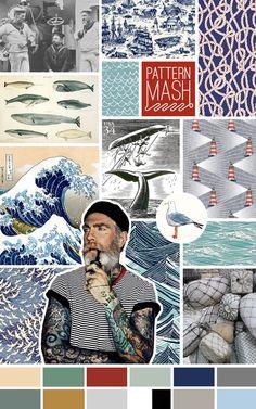 Ancient Mariner | Patternmash