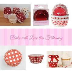 Baking cases #valentines #red #bakingcups #bakingcases #onlineshopping #shopnow @sprinklessparkles.cy #http://ift.tt/1QSrUVO