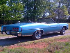 1972 Pontiac Grandville Convertible Convertible, Chevy, Chevrolet, Old School Cars, Us Cars, General Motors, Interesting Stuff, Grand Prix, Cars And Motorcycles