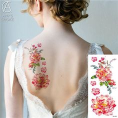 Brand Name: AMICER Size: Normal specifications Type: Temporary Tattoo Type: Temporary Flassh Tattoo stickers Color: Mixed colors Be applicable: face/finger/neck/arms/shoulder/waist/wrist/back Suitable