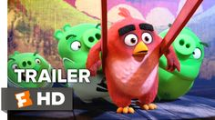 The Angry Birds Movie Official Trailer #1 (2015) - Peter Dinklage, Bill ...