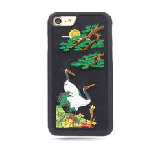 Embroidery gives this Mutural iPhone case a unique, vintage-inspired look. Formfitting construction with button, cord, and camera access. Phone Cover, Vintage Inspired, Iphone Cases, Embroidery, Inspiration, Beautiful, Needlework, Needlepoint, Biblical Inspiration