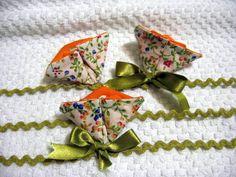 dobradura em tecido