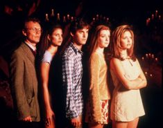 It's 18 years since it first hit our screens, but Buffy is still just as awesome as ever.