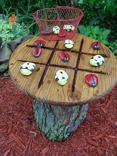 Creative Garden/Yards ideas - this one and lots more!