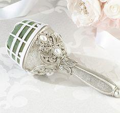 Jeweled Bouquet Holder