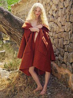 Fashion Copious - Rianne, Frederikke Sofie, & Julia by Mario Sorrenti for M le Monde