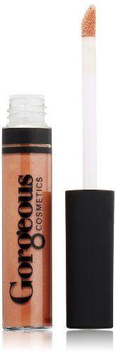 Gorgeous Cosmetics Lip Gloss, Nude Shine - http://buyonlinemakeup.com/gorgeous-cosmetics/nude-shine-gorgeous-cosmetics-lip-gloss-candy