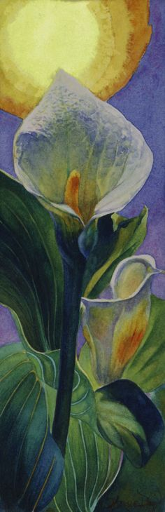Watercolour - Therese Desjardins