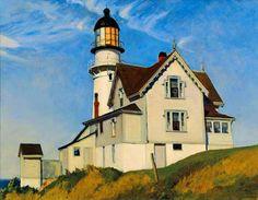(416) Hopper, Edward - I 1000 quadri più belli di tutti i tempi